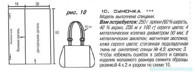 сумочка 1