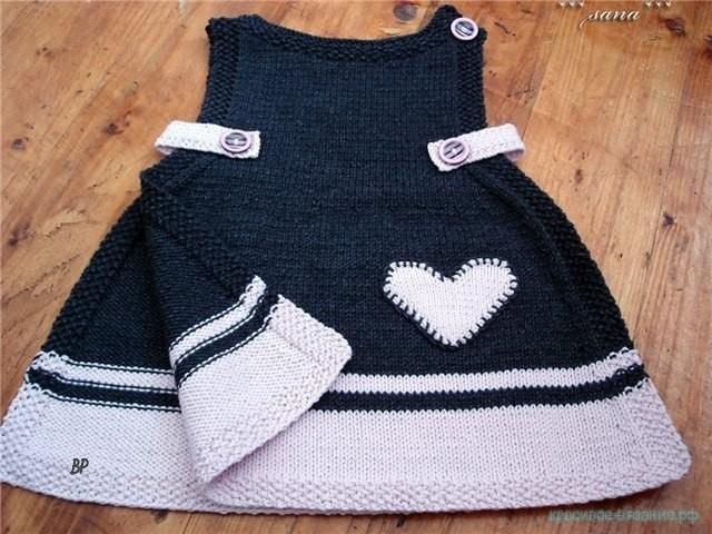 Платье-накидка Anorak для девочки